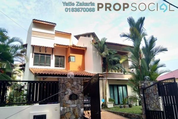 Bungalow For Sale in Putra Hill, Bukit Rahman Putra Freehold Fully Furnished 6R/6B 2.65m