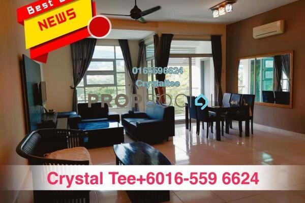 For Sale Condominium at The Brezza, Tanjung Tokong Freehold Fully Furnished 3R/2B 620k