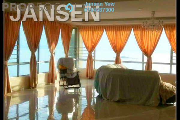 Condominium For Sale in The Waterfront, Tanjung Bungah Freehold Fully Furnished 5R/5B 1.4m