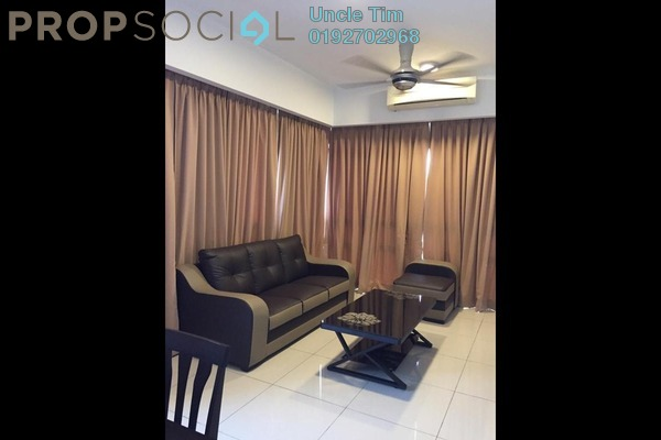 Condominium For Rent in Cascades, Kota Damansara Freehold Fully Furnished 2R/2B 2.5k