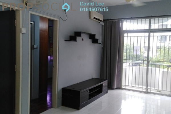 For Rent Condominium at Ferringhi Delima Condominiums, Batu Ferringhi Freehold Semi Furnished 3R/2B 1k