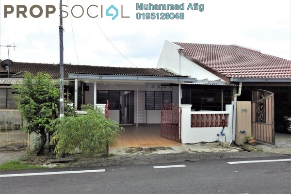 For Sale Terrace at Taman Greenwood, Gombak Freehold Unfurnished 4R/2B 438k