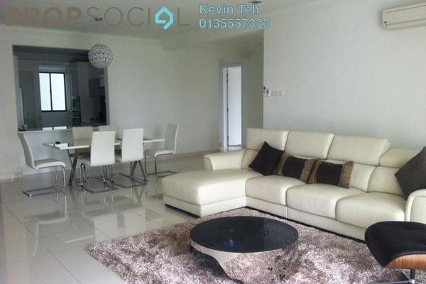 Condominium For Sale in Papillon Desahill, Taman Desa Freehold Semi Furnished 3R/3B 1.4m