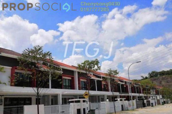 Terrace For Sale in Nobat, Bandar Bukit Raja Freehold Unfurnished 4R/3B 629k