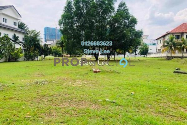 For Sale Land at Hartamas Heights, Dutamas Freehold Unfurnished 0R/0B 4.8m