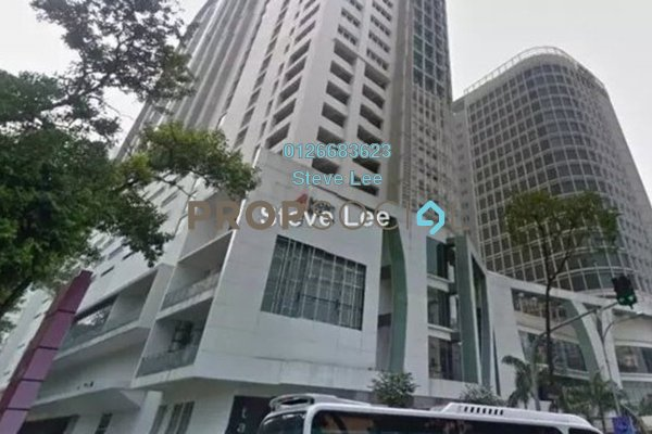 Office For Sale in One Mont Kiara, Mont Kiara Freehold Semi Furnished 0R/1B 2.48m