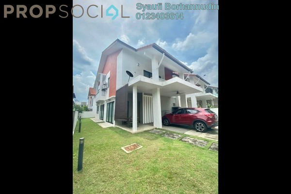 Semi-Detached For Sale in Alam Sutera, Bukit Jalil Freehold Unfurnished 5R/6B 1.7m