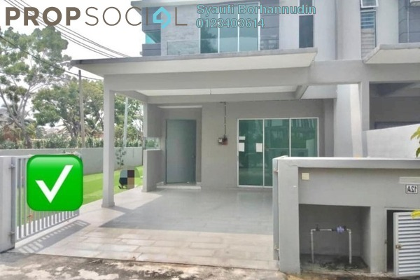 For Sale Terrace at Taman Malawati Jaya, Kuala Selangor Freehold Unfurnished 4R/3B 570k