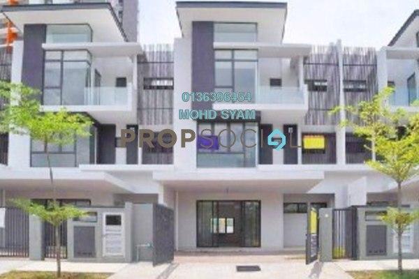 Terrace For Sale in Mutiara Villa, Kajang Freehold Unfurnished 6R/4B 750k