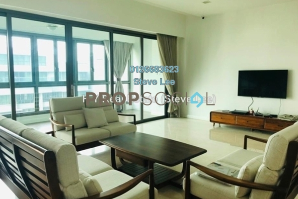 Condominium For Sale in Seni, Mont Kiara Freehold Fully Furnished 4R/4B 2.75m