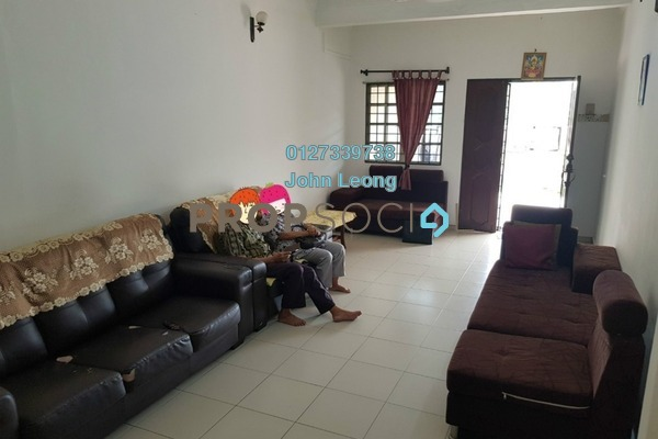 Terrace For Sale in SS12, Subang Jaya Freehold Semi Furnished 3R/2B 660k