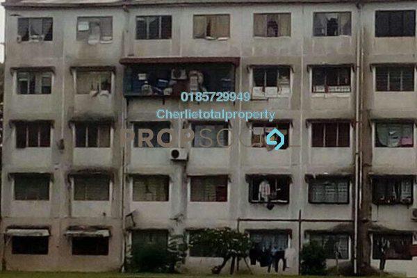 For Rent Apartment at Taman Dagang, Ampang Freehold Unfurnished 2R/1B 700translationmissing:en.pricing.unit