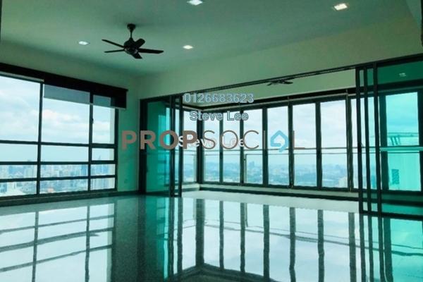 Condominium For Sale in 10 Mont Kiara, Mont Kiara Freehold Semi Furnished 4R/5B 3.48m