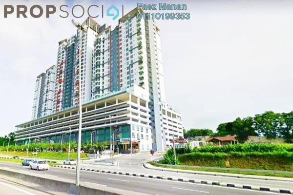 For Sale Condominium at Silk Residence, Bandar Tun Hussein Onn Freehold Unfurnished 6R/7B 850k