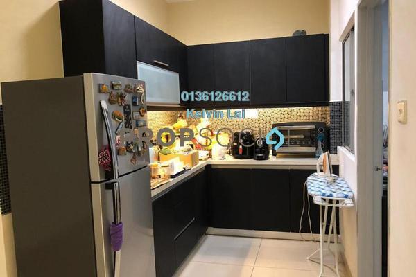 Condominium For Sale in Kinrara Mas, Bukit Jalil Freehold Semi Furnished 3R/2B 438k