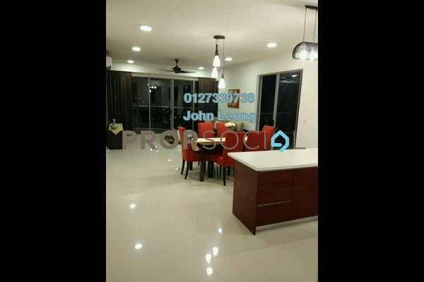 Condominium For Sale in The Westside One, Desa ParkCity Freehold Fully Furnished 3R/3B 1.45m