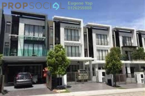 Terrace For Rent in Valencia, Sungai Buloh Freehold Fully Furnished 4R/4B 4.5k