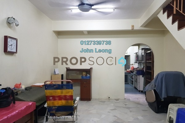 For Sale Terrace at Taman Sri Gombak, Batu Caves Freehold Unfurnished 3R/2B 460k