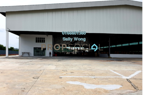 For Rent Factory at Jalan Bangi Lama, Semenyih Freehold Unfurnished 0R/0B 130k