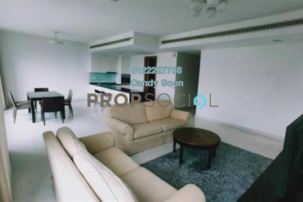 For Rent Condominium at Verticas Residensi, Bukit Ceylon Freehold Fully Furnished 4R/5B 7k