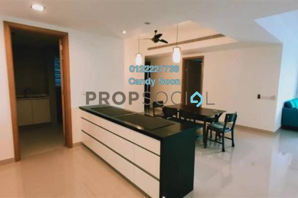 For Rent Condominium at Verticas Residensi, Bukit Ceylon Freehold Fully Furnished 3R/4B 6k