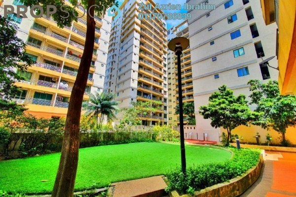 Apartment For Sale in D'Alamanda, Cheras Freehold Semi Furnished 1R/1B 275k