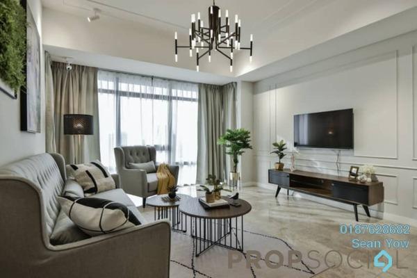 For Rent Apartment at Anggun Residences, Dang Wangi Freehold Fully Furnished 2R/2B 3.8k
