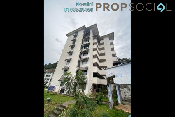Apartment For Sale in Desa View Towers, Melawati Freehold Unfurnished 3R/2B 270k