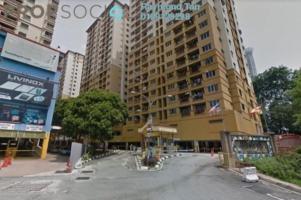 Apartment For Rent in Pelangi Damansara, Bandar Utama Freehold Fully Furnished 3R/2B 1.25k