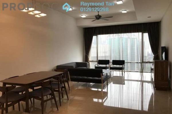 For Rent Condominium at Pavilion Residences, Bukit Bintang Freehold Fully Furnished 2R/2B 6.8k