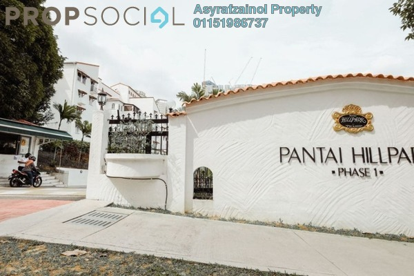 Condominium For Sale in Pantai Hillpark 1, Pantai Freehold Unfurnished 3R/2B 500k