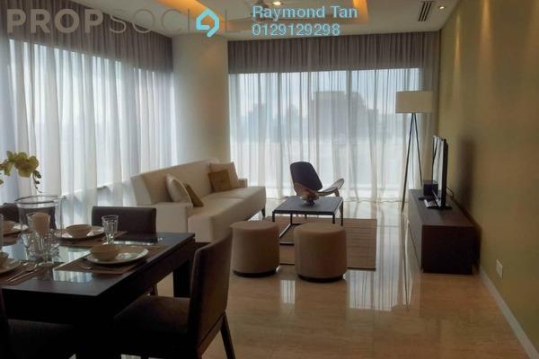 For Rent Condominium at Pavilion Residences, Bukit Bintang Freehold Fully Furnished 2R/3B 8.8k