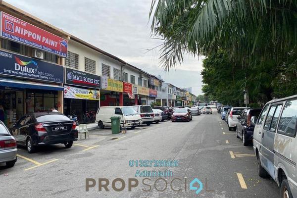 For Sale Shop at Taman Jinjang Baru, Jinjang Freehold Unfurnished 0R/0B 1.5m