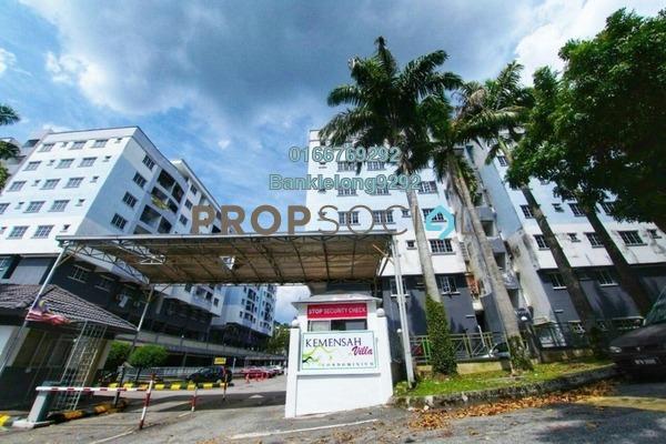 Condominium For Sale in Kemensah Villa, Kemensah Freehold Semi Furnished 5R/5B 810k