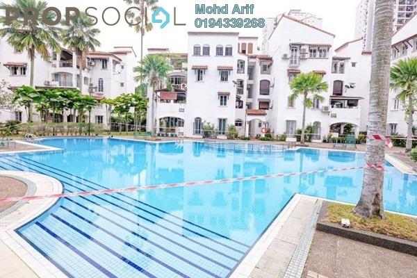 Condominium For Sale in Pantai Hillpark 1, Pantai Freehold Semi Furnished 3R/2B 500k