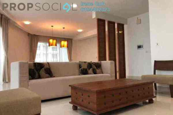For Rent Condominium at Gurney Paragon, Gurney Drive Freehold Fully Furnished 3R/3B 6k