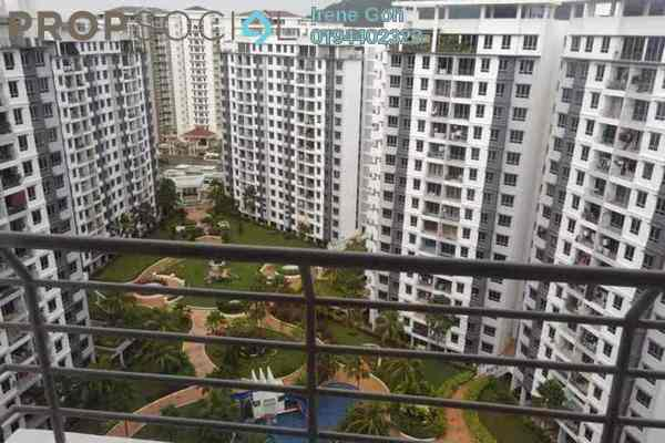 For Rent Condominium at Putra Place, Bayan Indah Freehold Fully Furnished 3R/2B 1.7k
