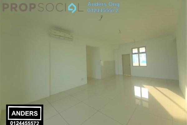 For Sale Condominium at City Residence, Tanjung Tokong Freehold Unfurnished 4R/4B 1.35m