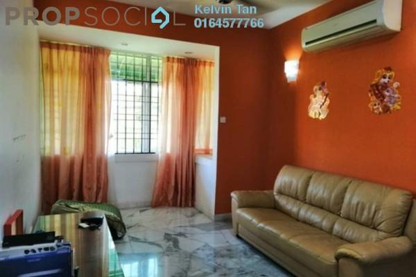 Apartment For Sale in Melati Apartment, Sungai Nibong Freehold semi_furnished 3R/2B 550k