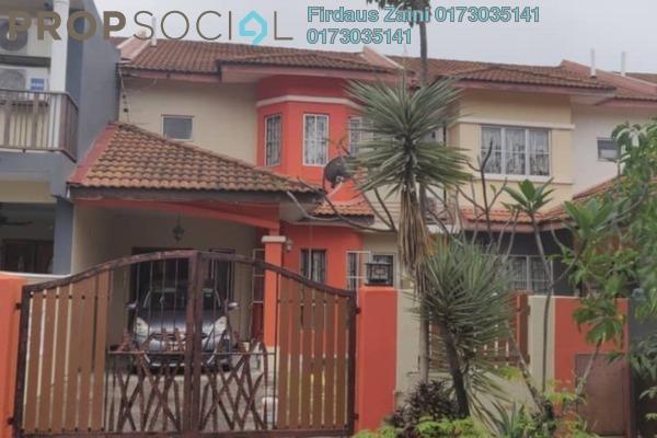 Terrace For Sale in Vistaria Residences, Bandar Puchong Jaya Freehold Unfurnished 4R/3B 510k