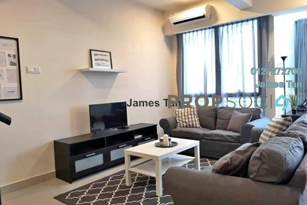 Serviced Residence For Rent in Geo Bukit Rimau, Bukit Rimau Freehold Fully Furnished 2R/2B 1.6k