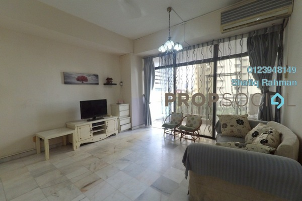 Condominium For Rent in Villa Putera, Putra Freehold Fully Furnished 2R/1B 1.7k