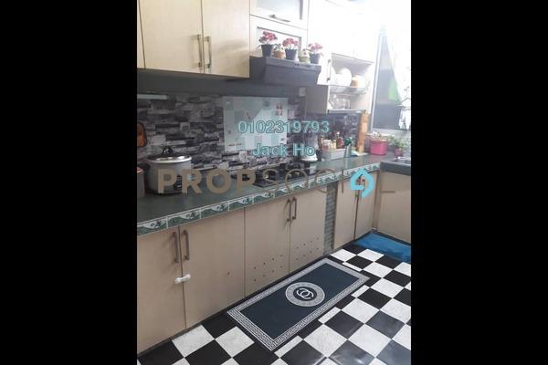 Condominium For Sale in Tasik Heights Apartment, Bandar Tasik Selatan Freehold Unfurnished 3R/2B 280k