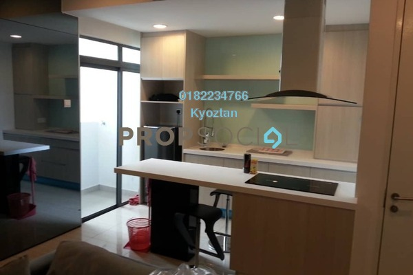 For Rent Condominium at Eve Suite, Ara Damansara Freehold Fully Furnished 1R/1B 1.6k