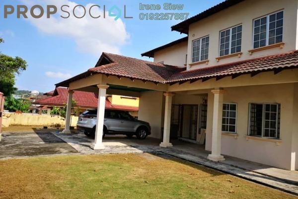 Bungalow For Sale in Rasah Kemayan, Seremban 2 Freehold Semi Furnished 5R/4B 700k