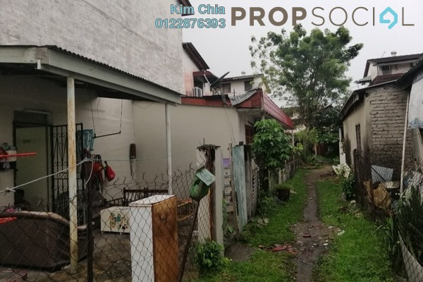 Terrace For Sale in Taman Setapak Jaya, Setapak Leasehold Unfurnished 3R/2B 270k