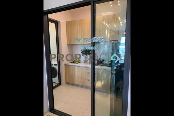 Condominium For Sale in Aradia Residence @ Lake City, Kuala Lumpur Freehold Semi Furnished 3R/2B 550k