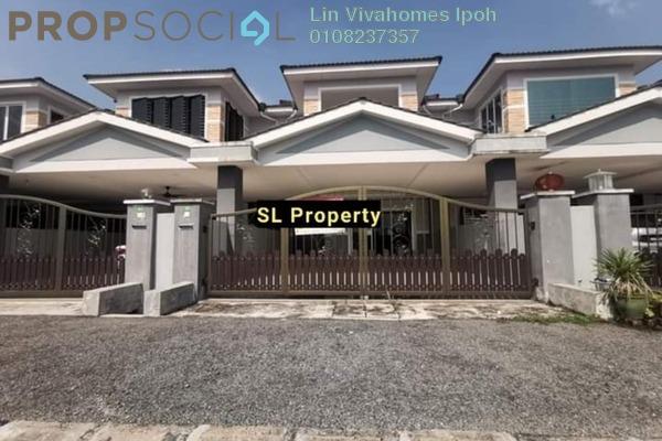 Terrace For Sale in Jalan Besar, Bidor Leasehold Unfurnished 4R/3B 298k