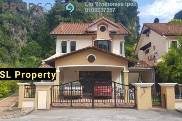 独立式洋房 单位出售于 Sunway City Ipoh, Tambun Freehold Semi Furnished 4R/3B 1.2百万