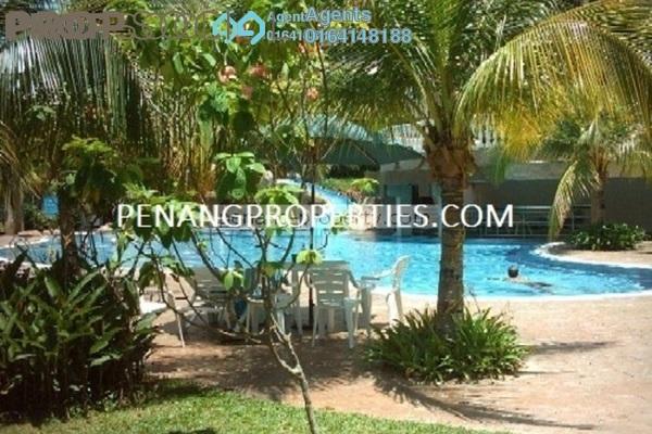 Condominium For Rent in Eden Seaview, Batu Ferringhi Freehold Fully Furnished 3R/2B 1.3k